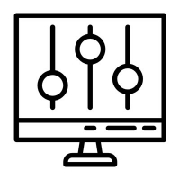 Archive Virtual icon